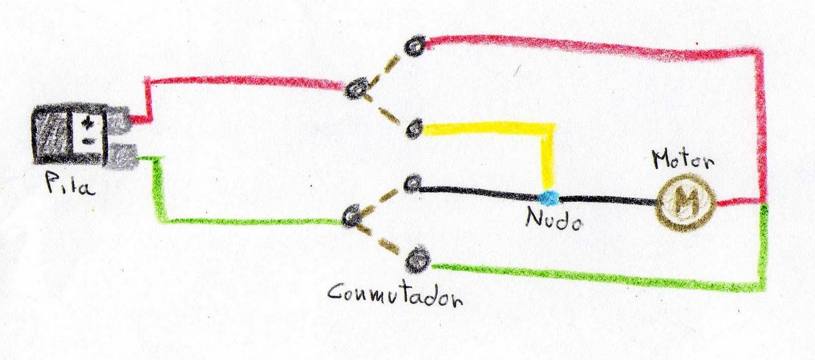 Circuito Basico Electrico : Componentes de un circuito eléctrico